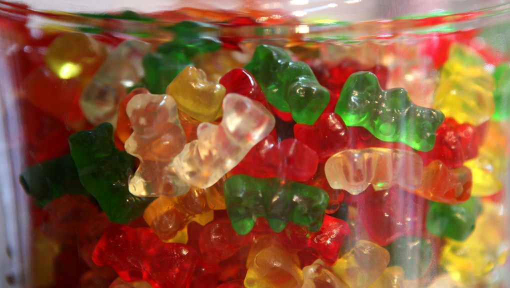 Here's the gross truth about how gummy candies are made