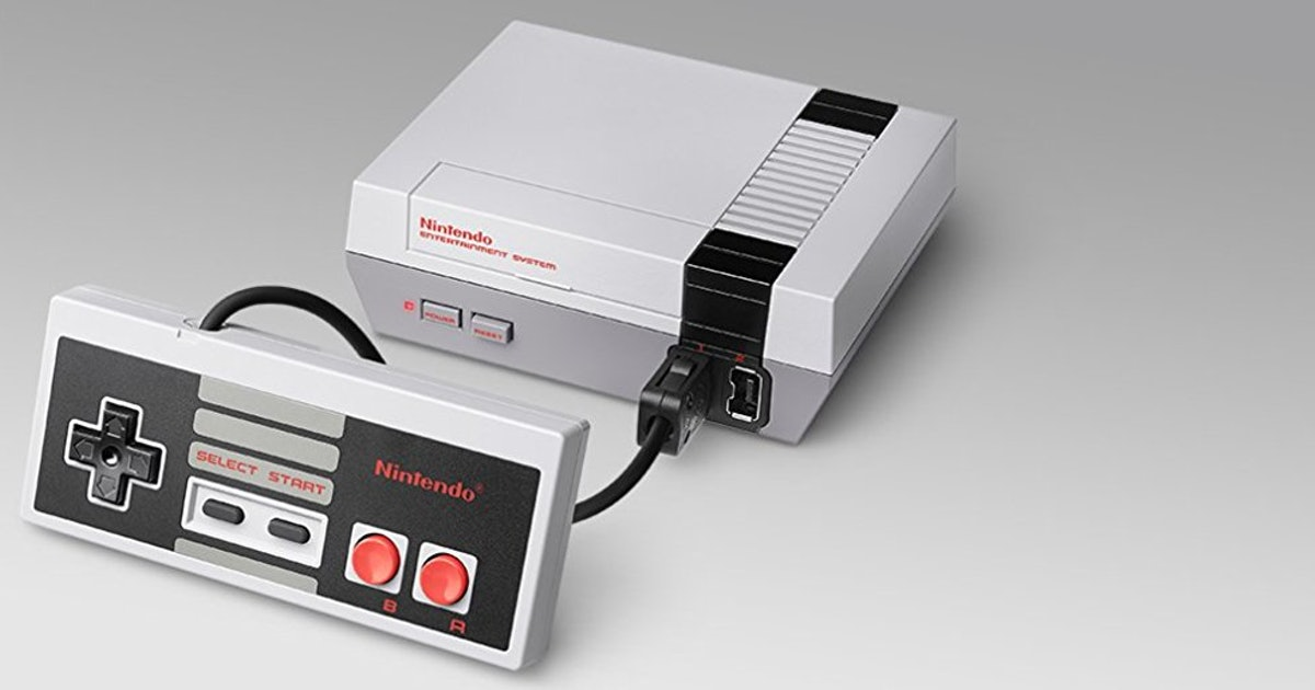 NES Classic Hacking: How to add more games to the mini Nintendo console