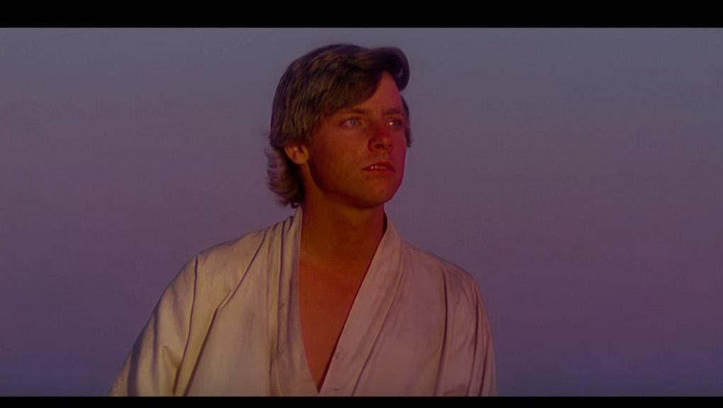 Is Luke Skywalker Gay