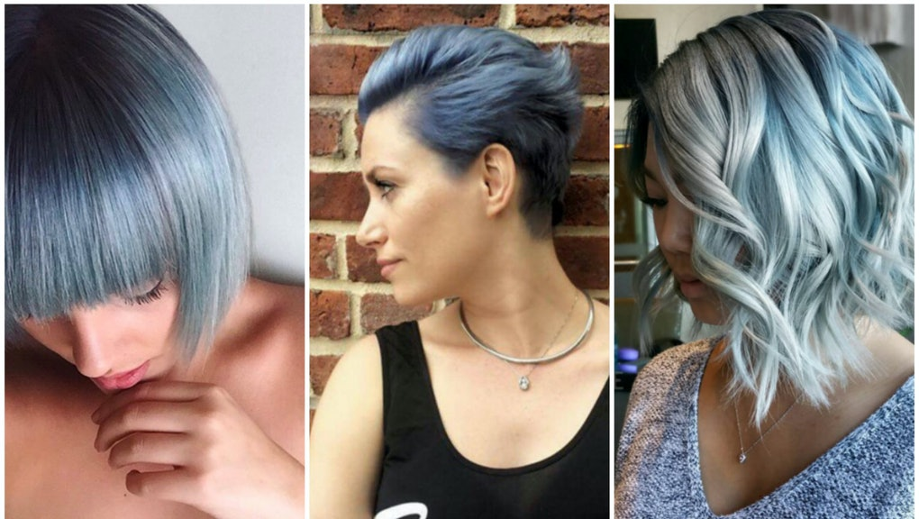 New Denimhair Trend Robs Us Of The Lazy Beauty Of Real Jeans
