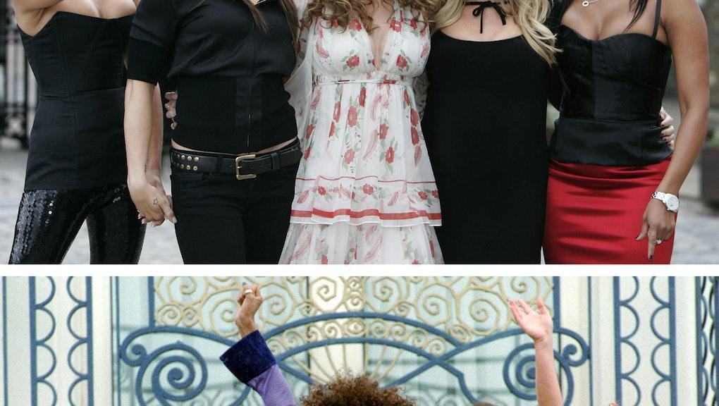 Spice Girls denounce blackface in '90s TV clip: