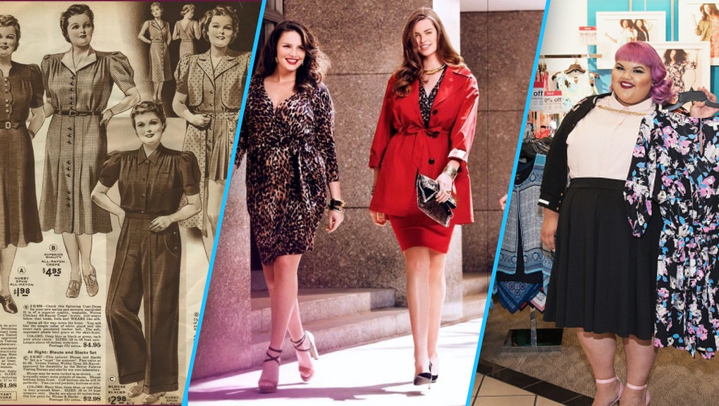 The Troubling History Of The Plus Size Section And Where It Has To Go From Here