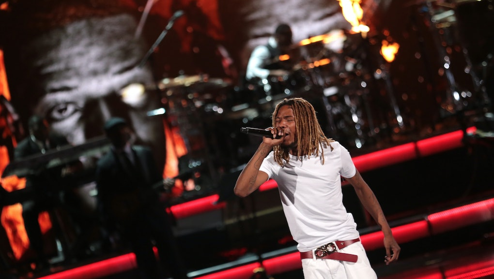 The Story Of How Fetty Wap Became Famous Will Make You