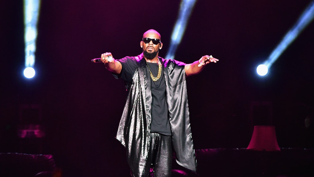 R Kelly The Buffet Download And Streaming Options Track List