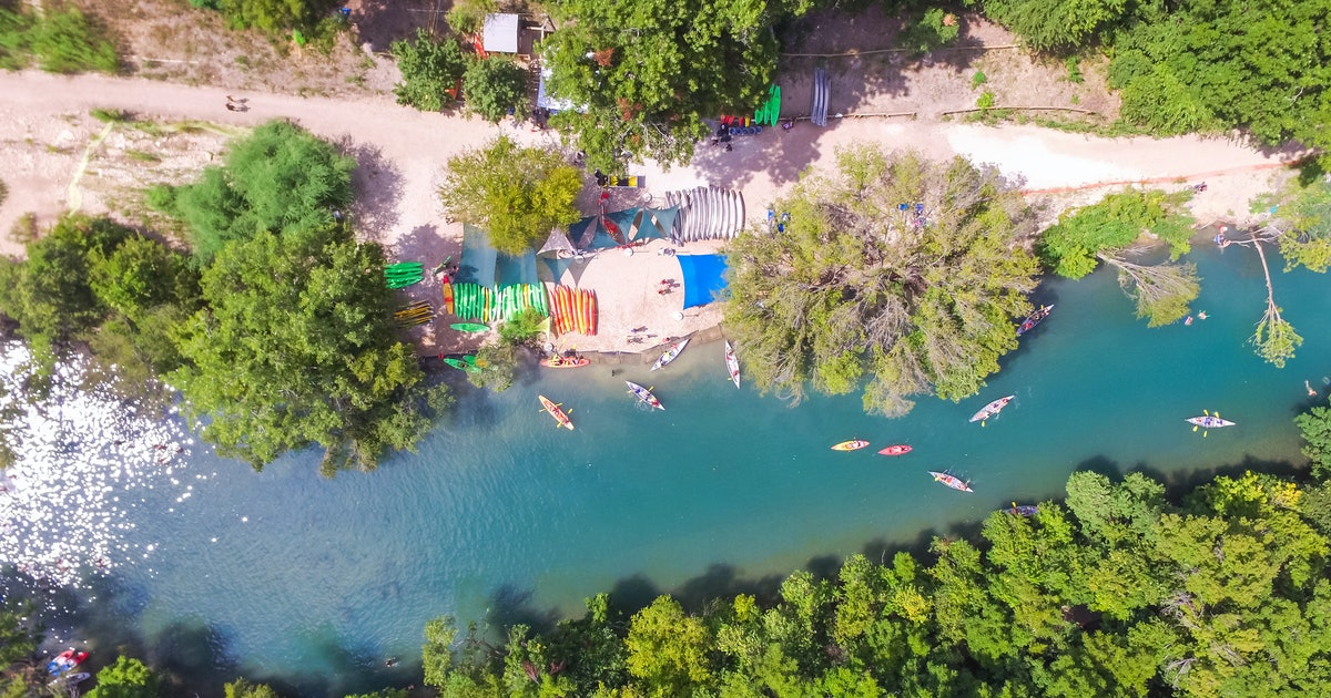 The sacred history of Barton Springs Pool, the spiritual spot where Austin locals learn to swim