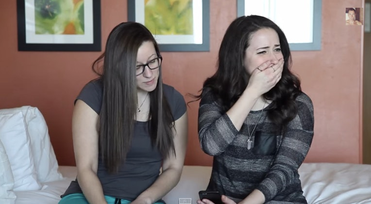kvinder reagerer på big dick