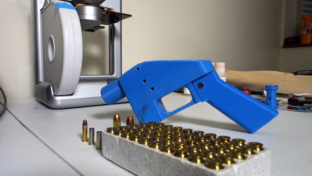 Lawsuit moves to keep the blueprints for 3D printed guns off