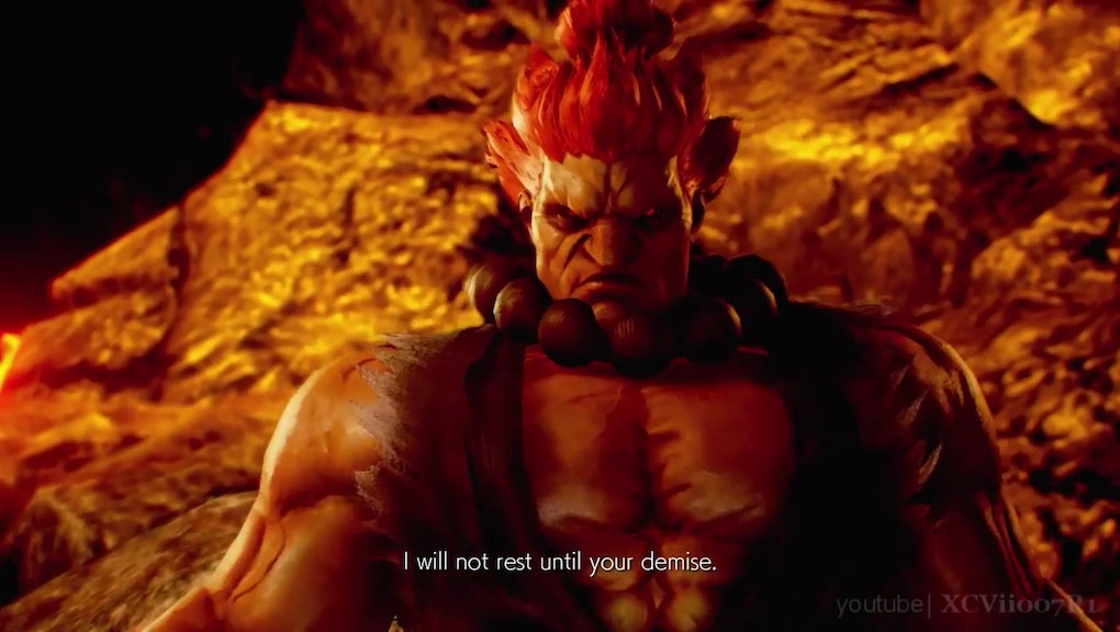 Tekken 7' how to beat Akuma: Win in the special chapter and