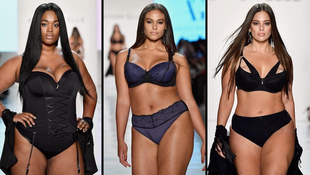 quality design 6fa13 152a2 As the Victoria's Secret Fashion Show ratings plummet, it's ...