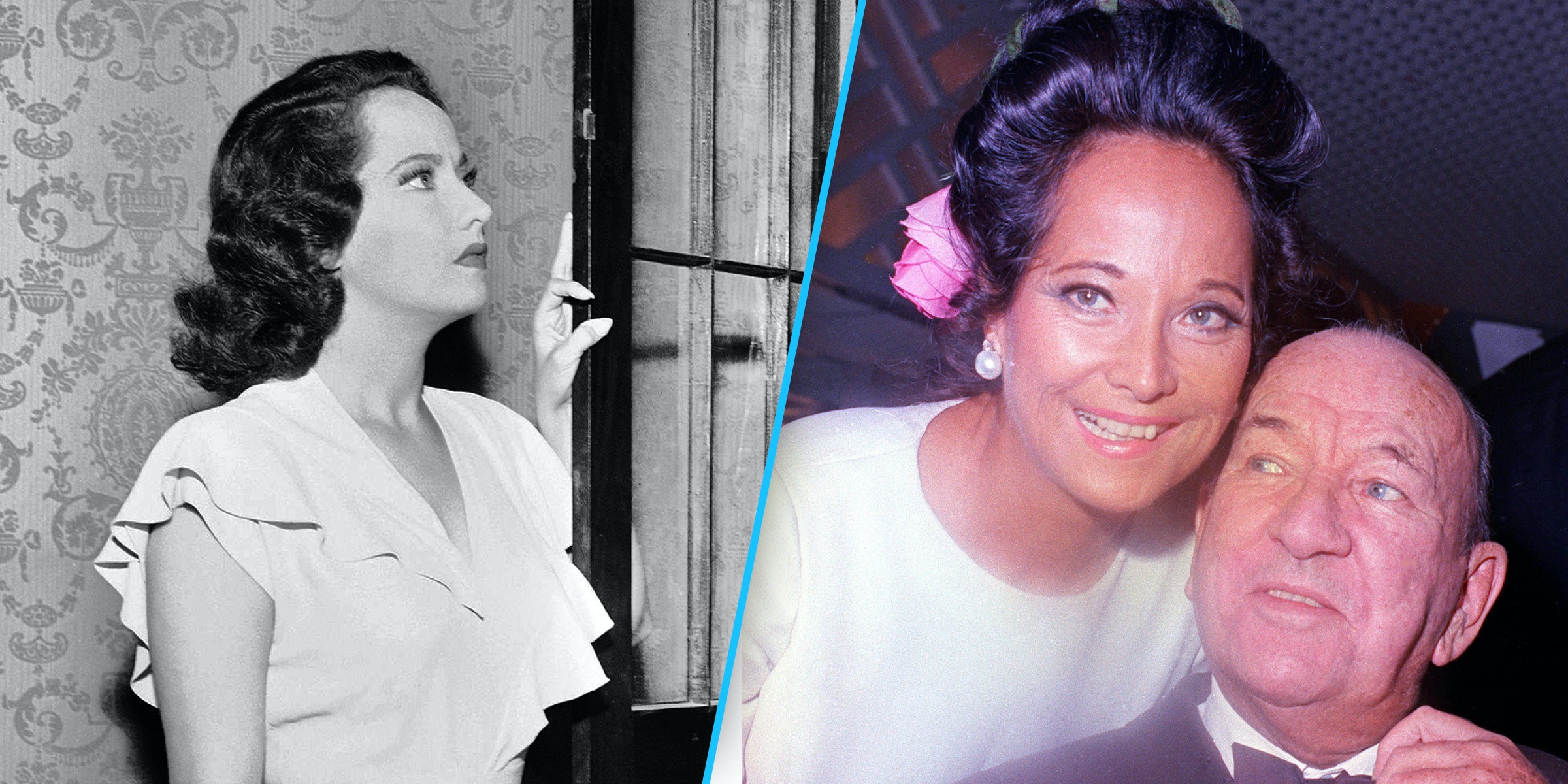Merle Oberon color