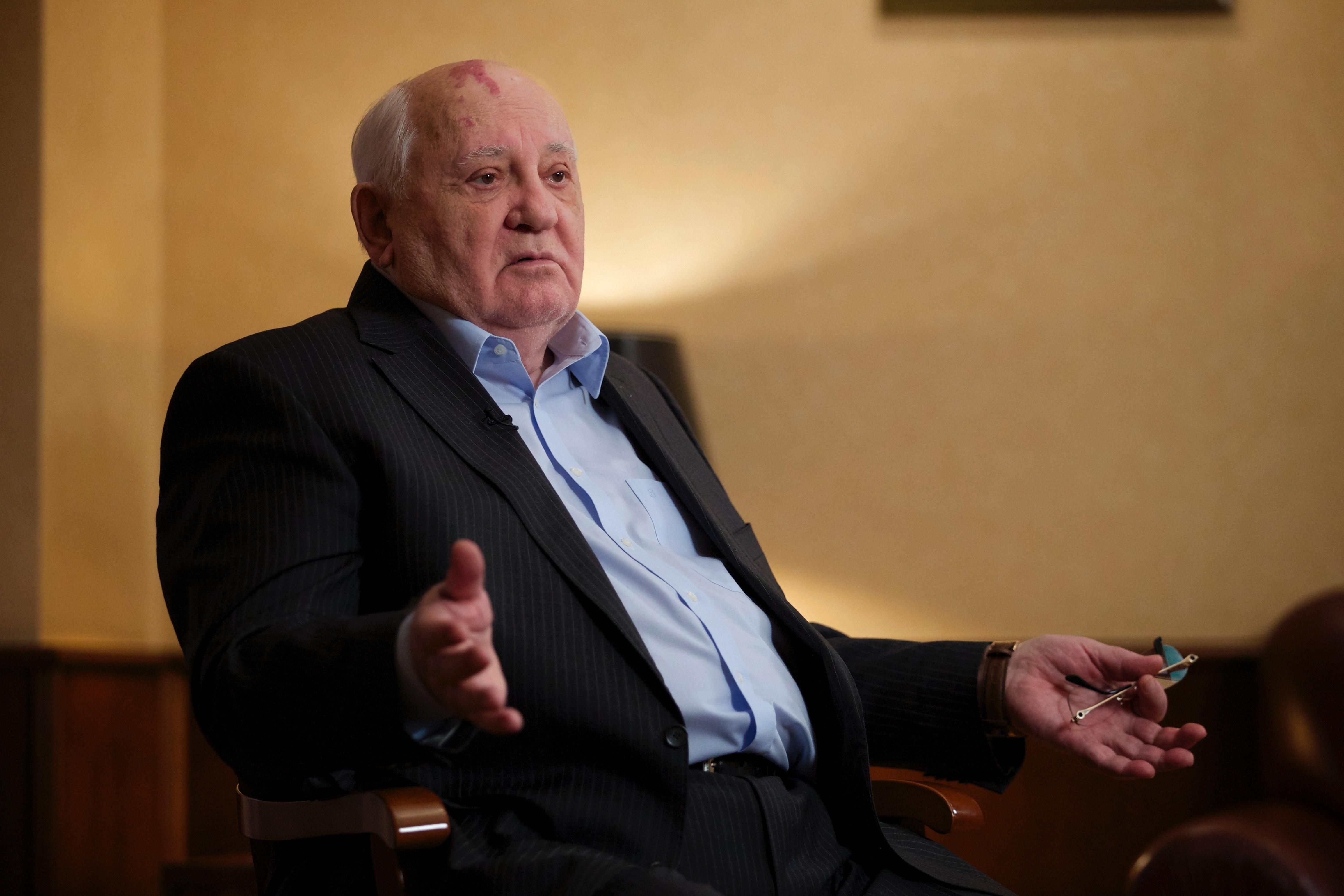 Gorbachev 2014