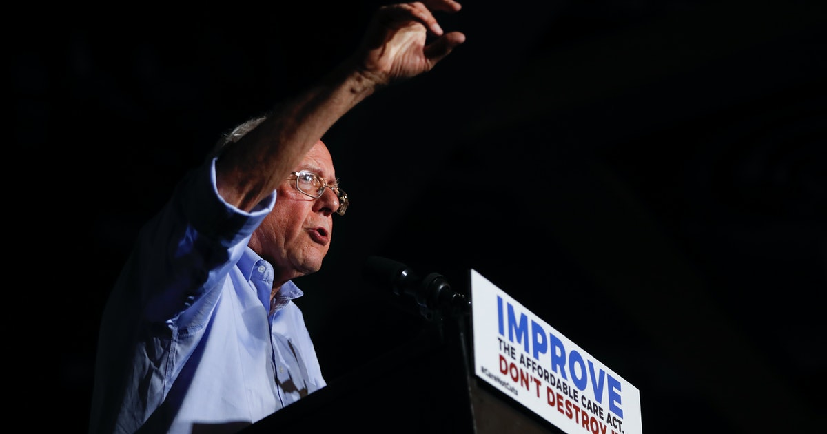 The Democrats' biggest donor says the party is blowing it and should get behind Bernie's platform
