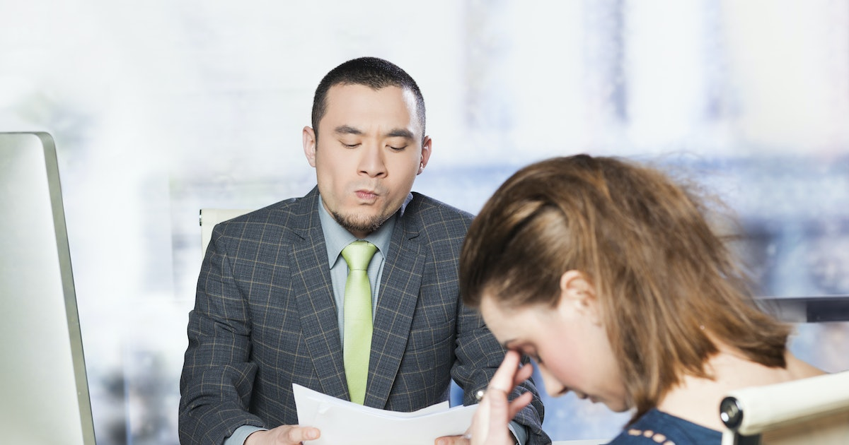 This unconscious vocal mistake might hurt you with your job interviewer or boss