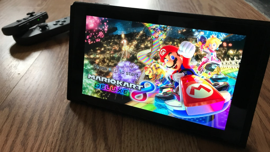 Mario Kart 8 Deluxe Multiplayer Guide How Many Players Can