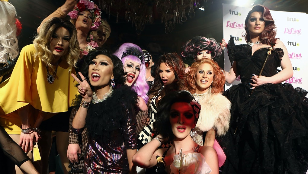 Pretty Much Everything We Say Comes From the World of Drag