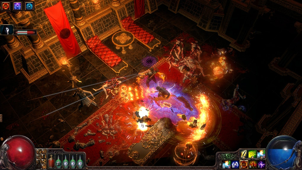 Path of Exile' vs  'Diablo 3': Differences and similarities