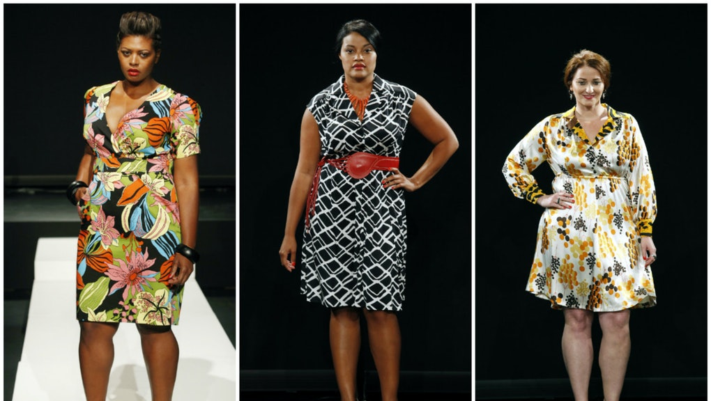 What The First Designer To Ever Show Plus Size Clothes At Fashion Week Wants Us To Know