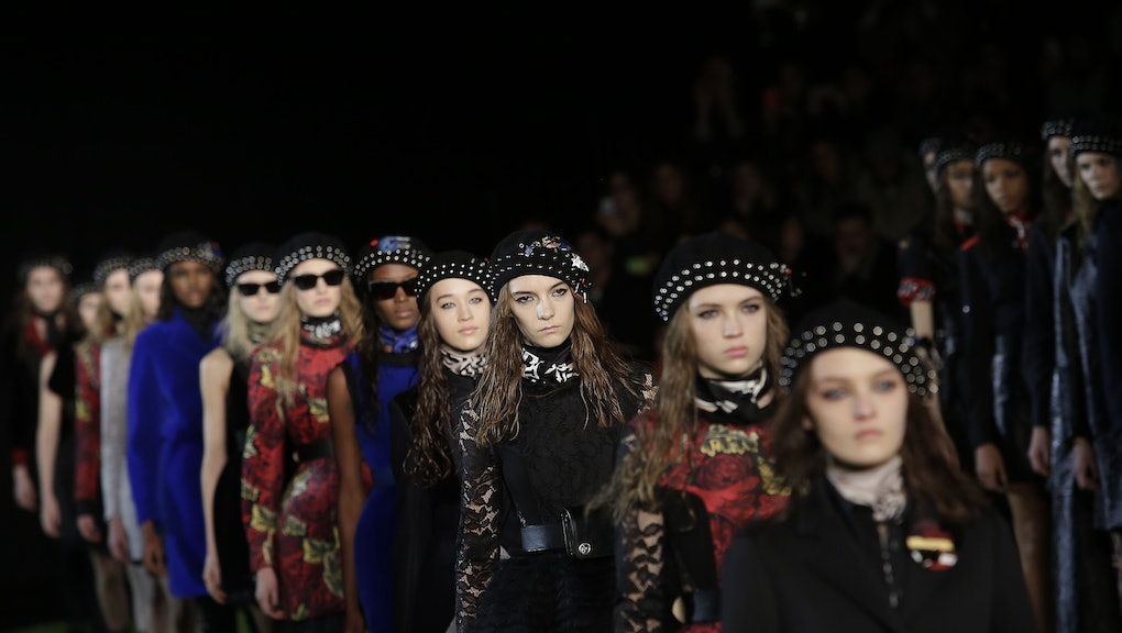 New York Fashion Week 2016 Full List Of Shows And Designers Hitting The Big Apple