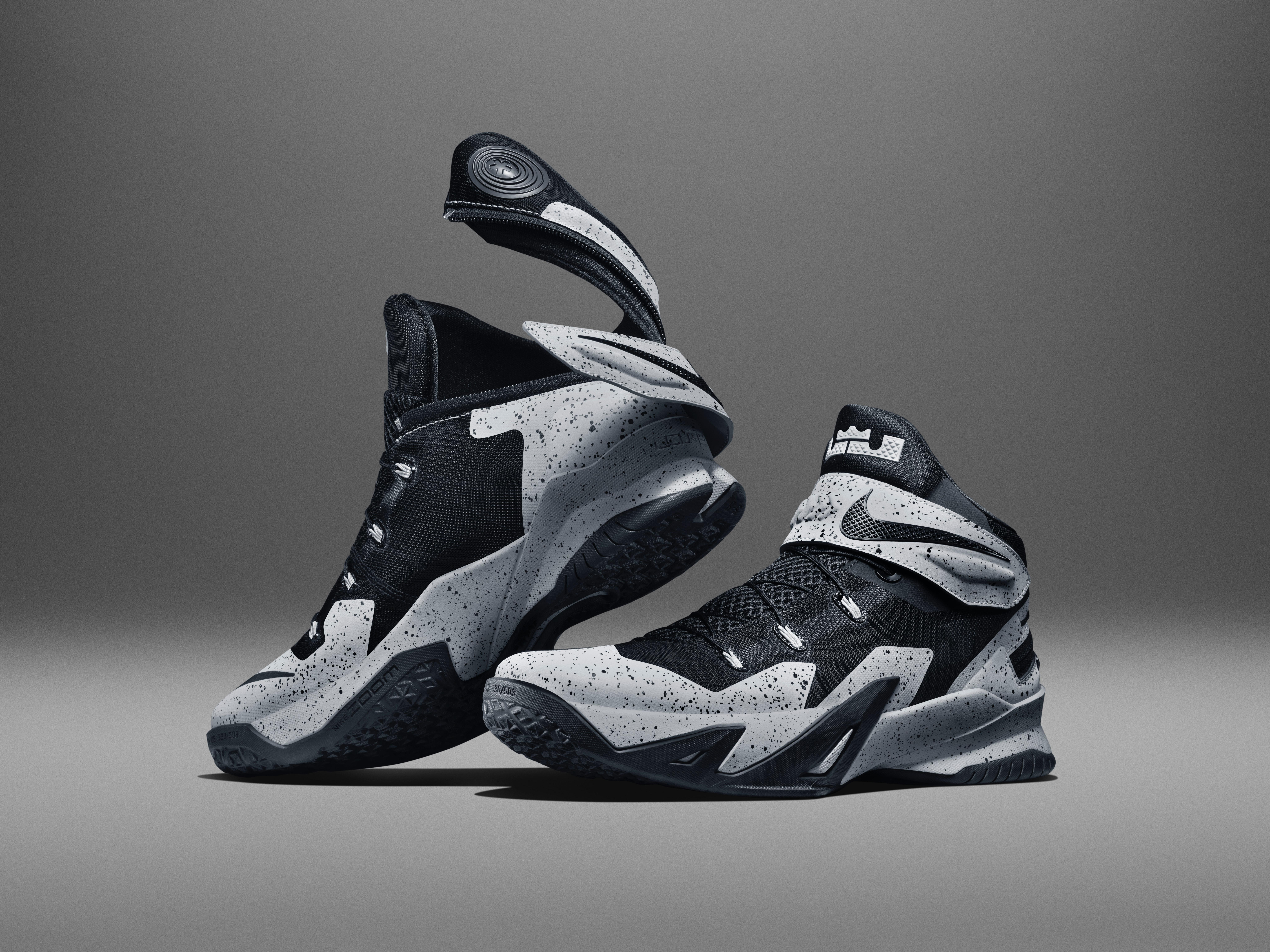 Nikes Isn't the Badass