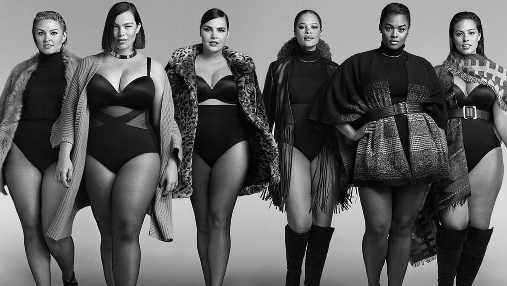 a84ad70d69d A Bunch of Plus-Size Models Just Took Over Times Square — and It Was Amazing