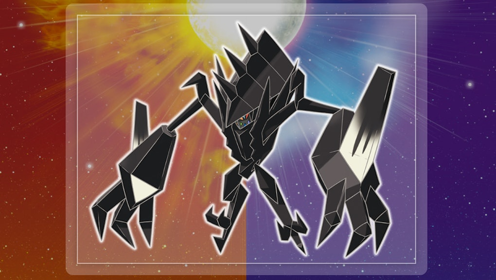 Pokémon Sun and Moon' Pokédex: Necrozma moves, stats and