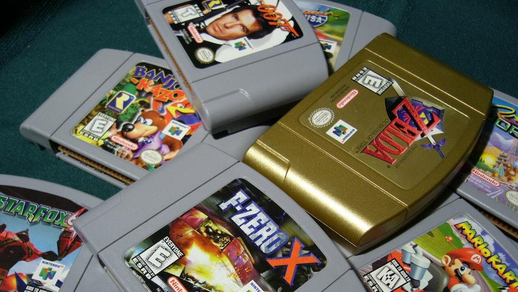 Nintendo Switch Virtual Console Games: Legacy titles won't