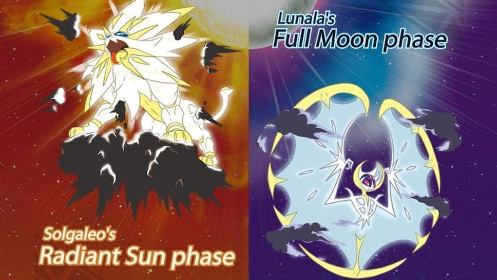 Pokémon Sun and Moon' damage calculator: Update adds Gen 7 Pokémon