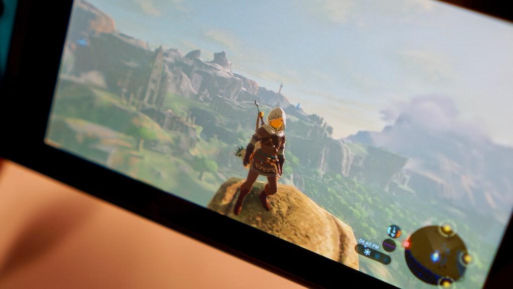 Zelda Breath Of The Wild Thunderblight Ganon Guide How To