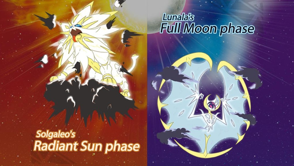 Pokémon Sun and Moon' Legendaries: How to catch Lunala