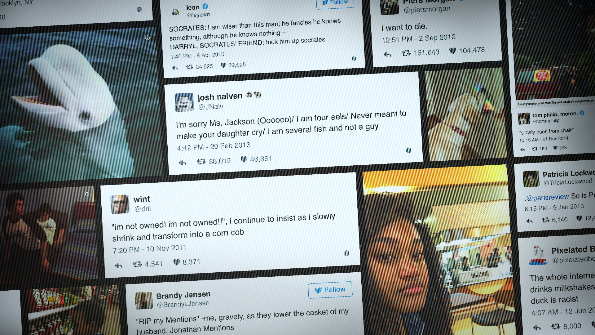 d8ba81273 101 Canonical Tweets: The best, most influential tweets in Twitter history