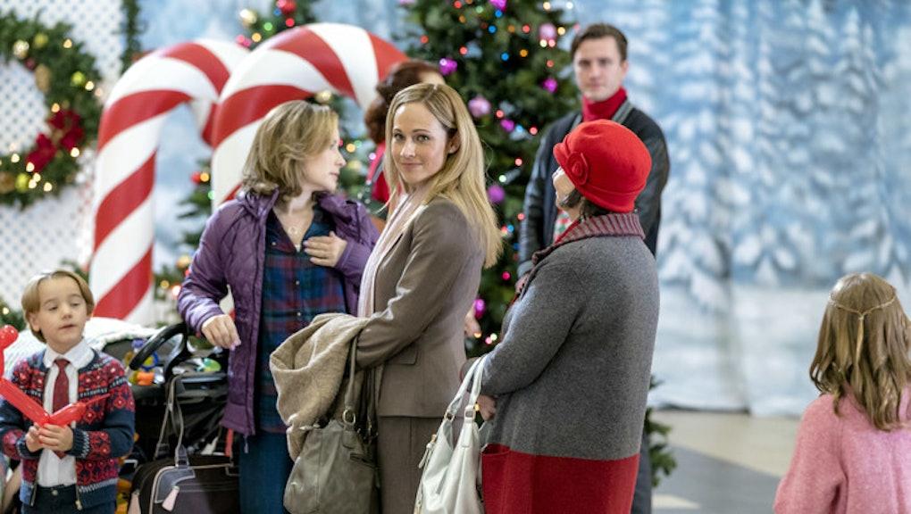 hallmark nine lives of christmas full movie