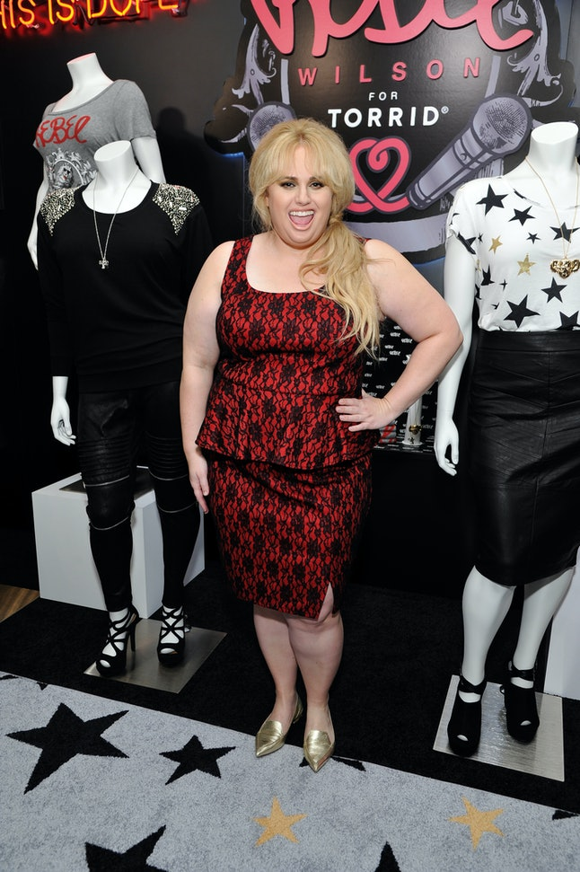 e477c7ff51f Rebel Wilson Thinks Plus-Size Clothing Is Awful — and She s Doing ...