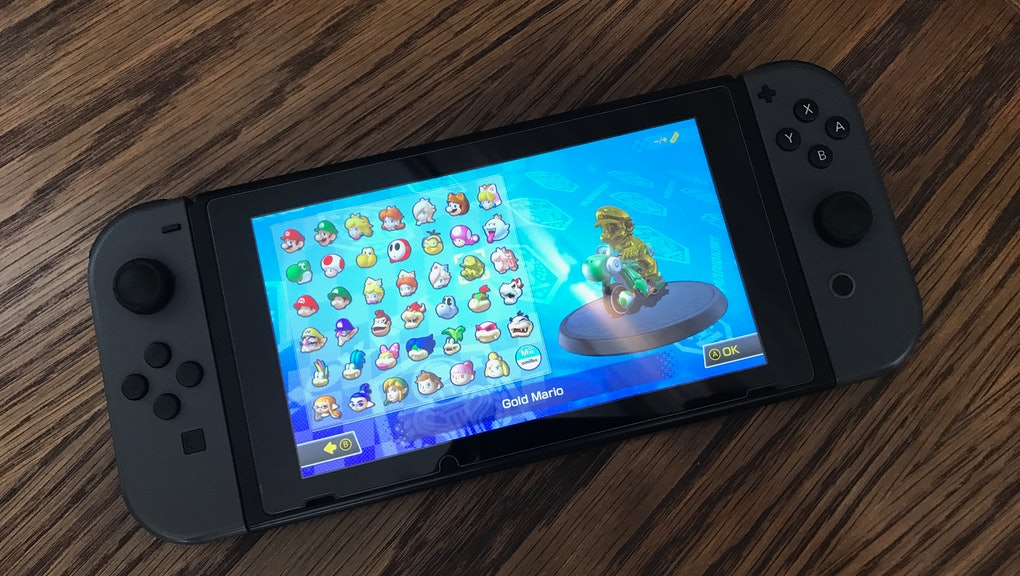 Mario Kart 8 Deluxe Unlocks All Characters And Items The Game
