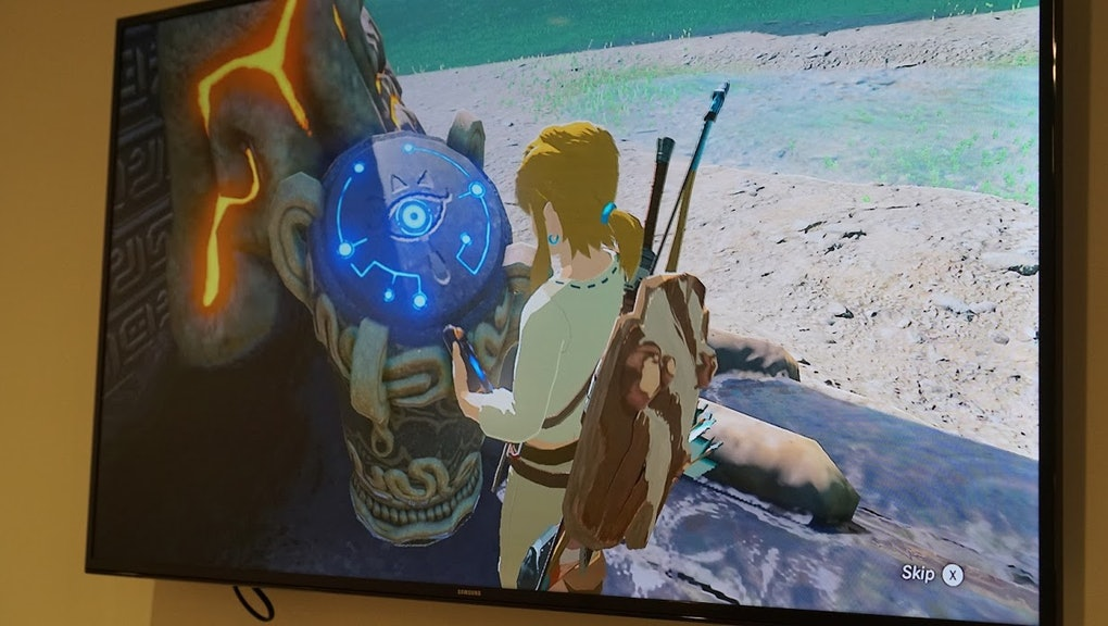 Breath of the Wild' Wii U Pro Controller: How to set it up