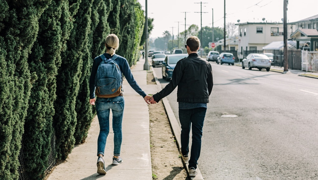 What It's Like to Be In Love With Someone Who's Going