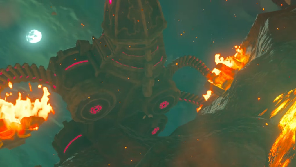 Breath Of The Wild Vah Rudania Walkthrough Guide How To