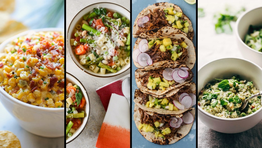 These 12 Slow Cooker Recipes Are Perfect For Spring