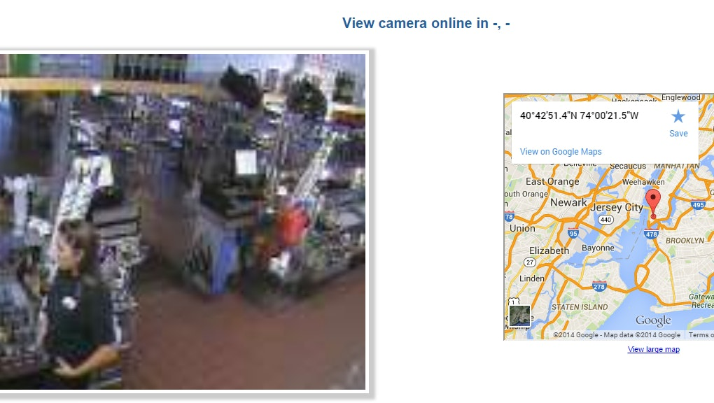 Creepy Website Shows Streams From 73,000 Unsecured Webcams