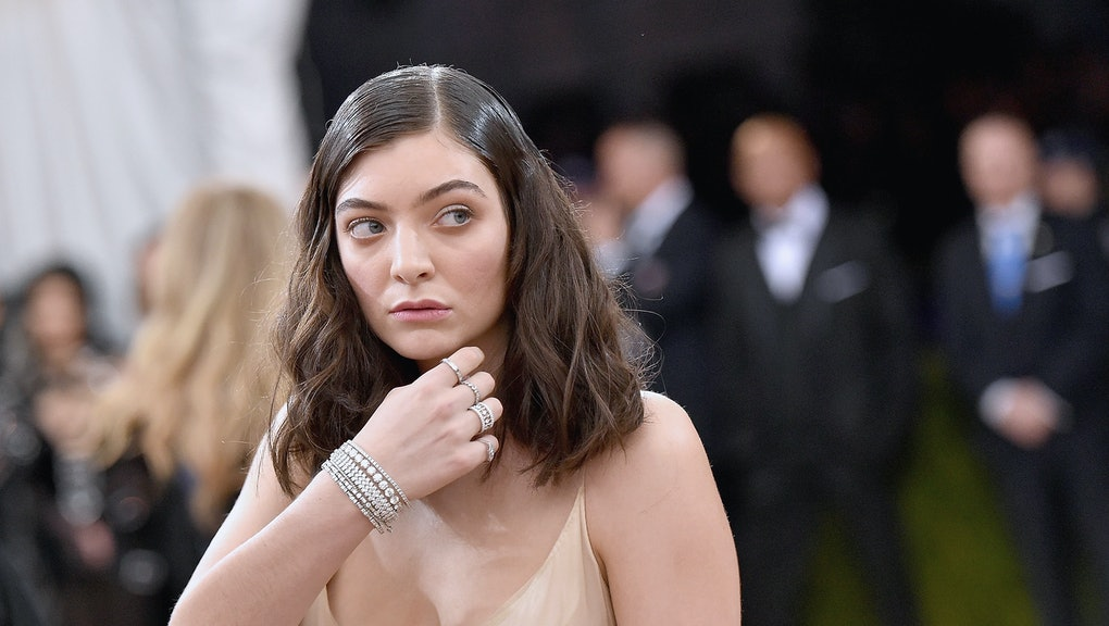 What happened to Lorde? Singer to give first full