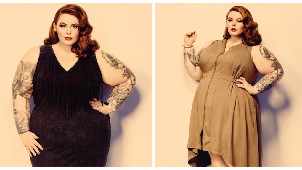 9d09af5d88 Tess Holliday and Penningtons Are Reminding the World That Plus-Size Women   WontCompromise