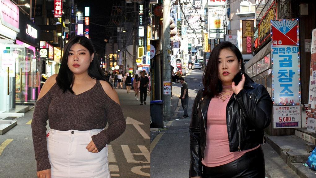 da7ff98406 In beauty-obsessed South Korea, plus-size models are fighting to be seen