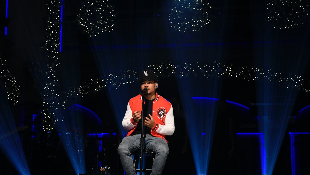 How Chance the Rapper Went From High School Fuckup to One of