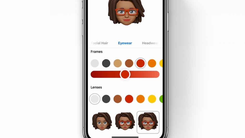 Apple Memoji in iOS 12 combine Animoji with Bitmoji for all your