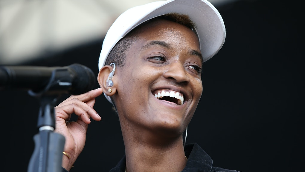 Syd Tha Kyd Isn't Content Tweeting About Revolution, She