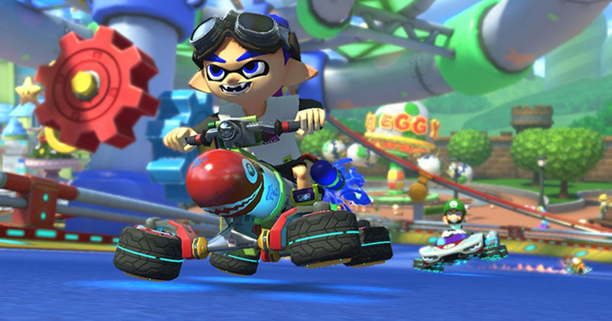 Mario Kart 8 Deluxe Best Karts Top Builds To Take The Gold