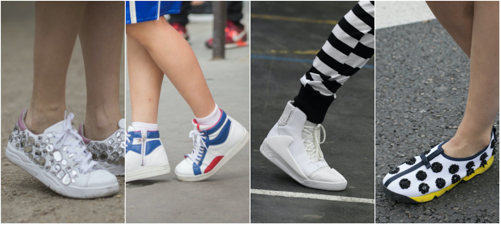 10 best sneakers made in collaboration with hip hopers