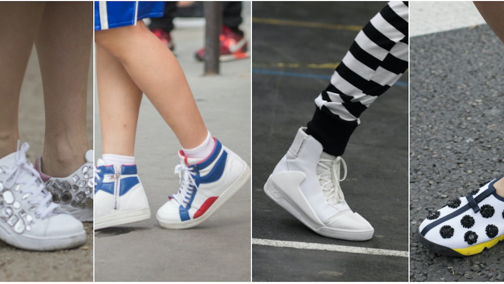 2032b56a8b41 To Understand Why Designer Sneakers Are So Popular