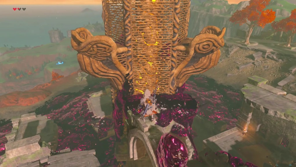 Breath of the Wild' Akkala Tower Location and Guide: How to get past