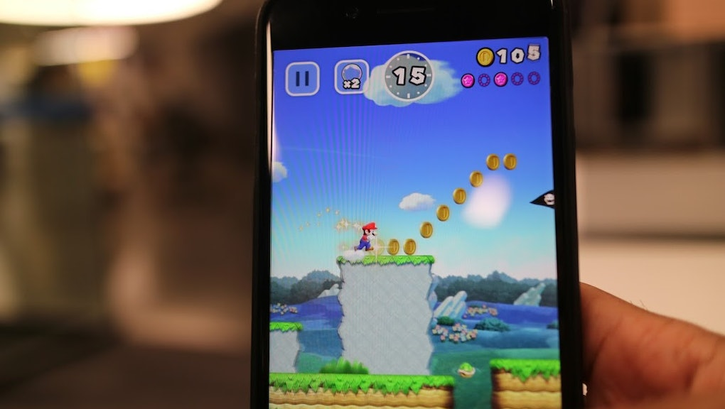 Super Mario Run' World 1 walkthrough and coin locations: How to beat