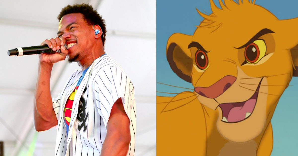 The Chance The Rapper Coloring Book Lyrics That Ll Awaken The 90s Kid In You